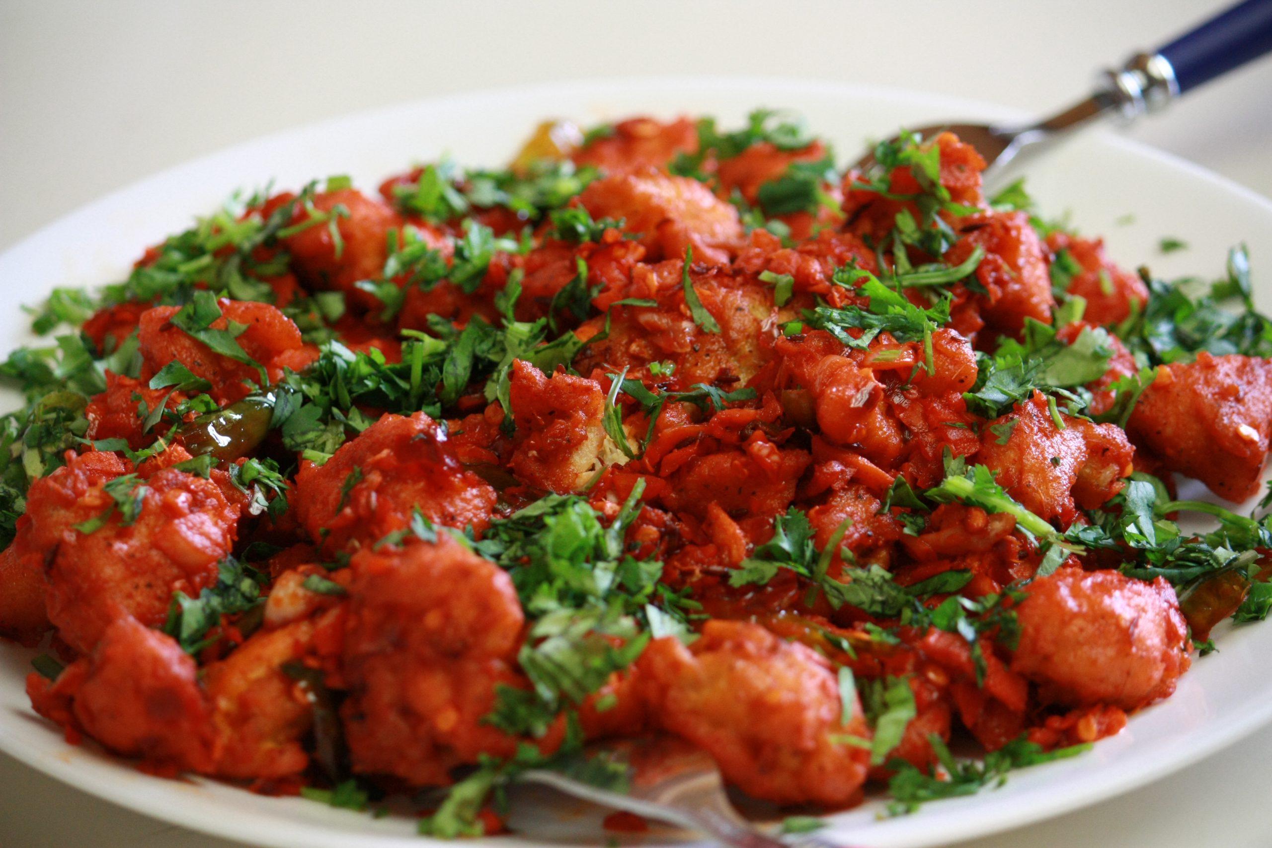 Bombay Vintage - Chicken 65 Dish