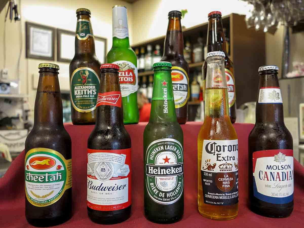 Bombay Vintage - Beer Bottle