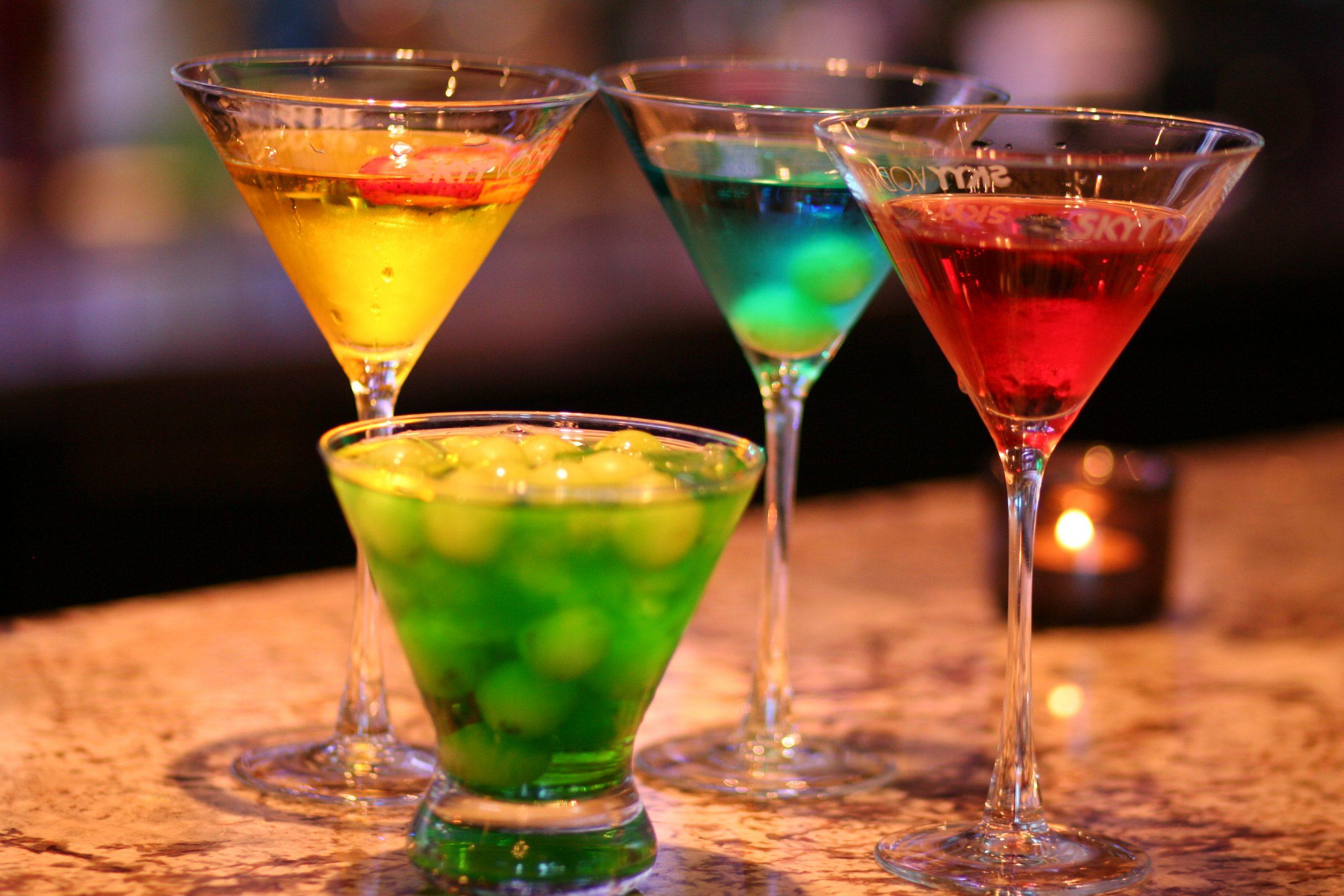 Bombay Vintage - Cocktails