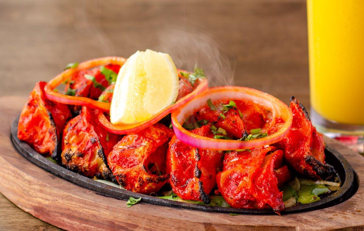 Bombay Vintage - Tandoori Chicken Momo
